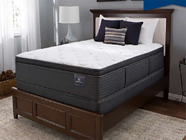 Serta Perfect Sleeper Hillgate 3 Series Cushion Firm