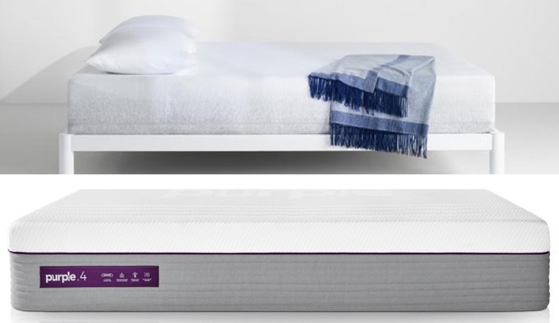 New Purple Mattress 2 3 4 Vs Casper Wave Which