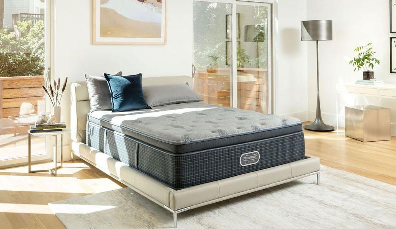 Charcoal Coast Luxury Firm Pillow Top Mattress