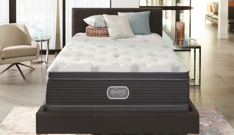 Beautyrest Silver Charcoal Coast Extra Firm Mattress Review