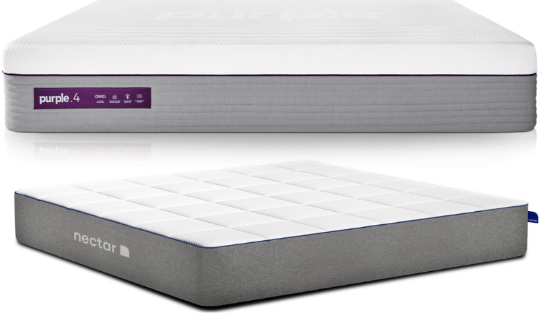 New Purple Mattress 2 3 4 Vs Nectar Which Should