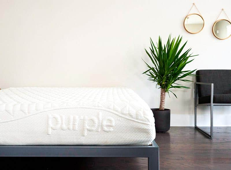 Purple Mattress Review Very Unique But Good Sleeping Surface