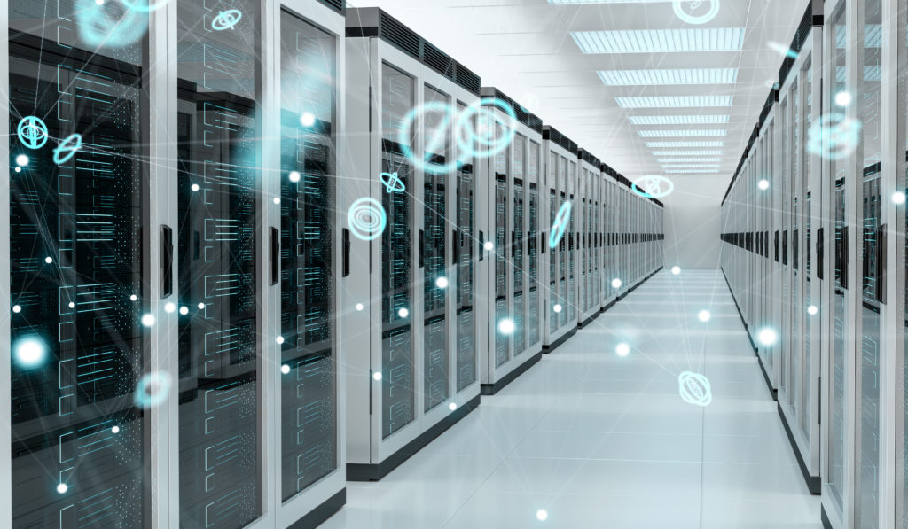 Digital data storage