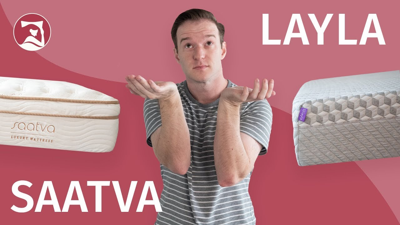 Layla Vs Saatva Which Is Right For You Mattress Clarity
