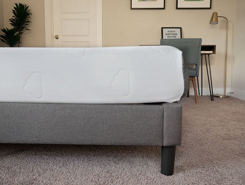 Puffy Mattress Review Memory Foam Bliss