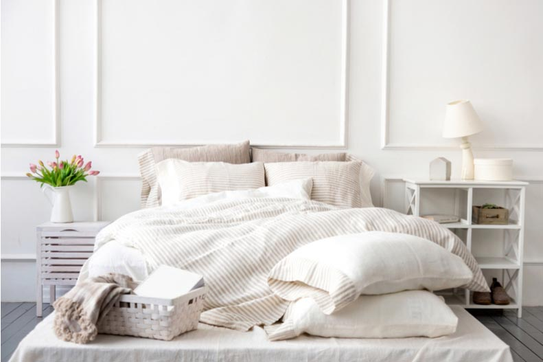 How To Put On A Duvet Cover The Quickest Easiest Way