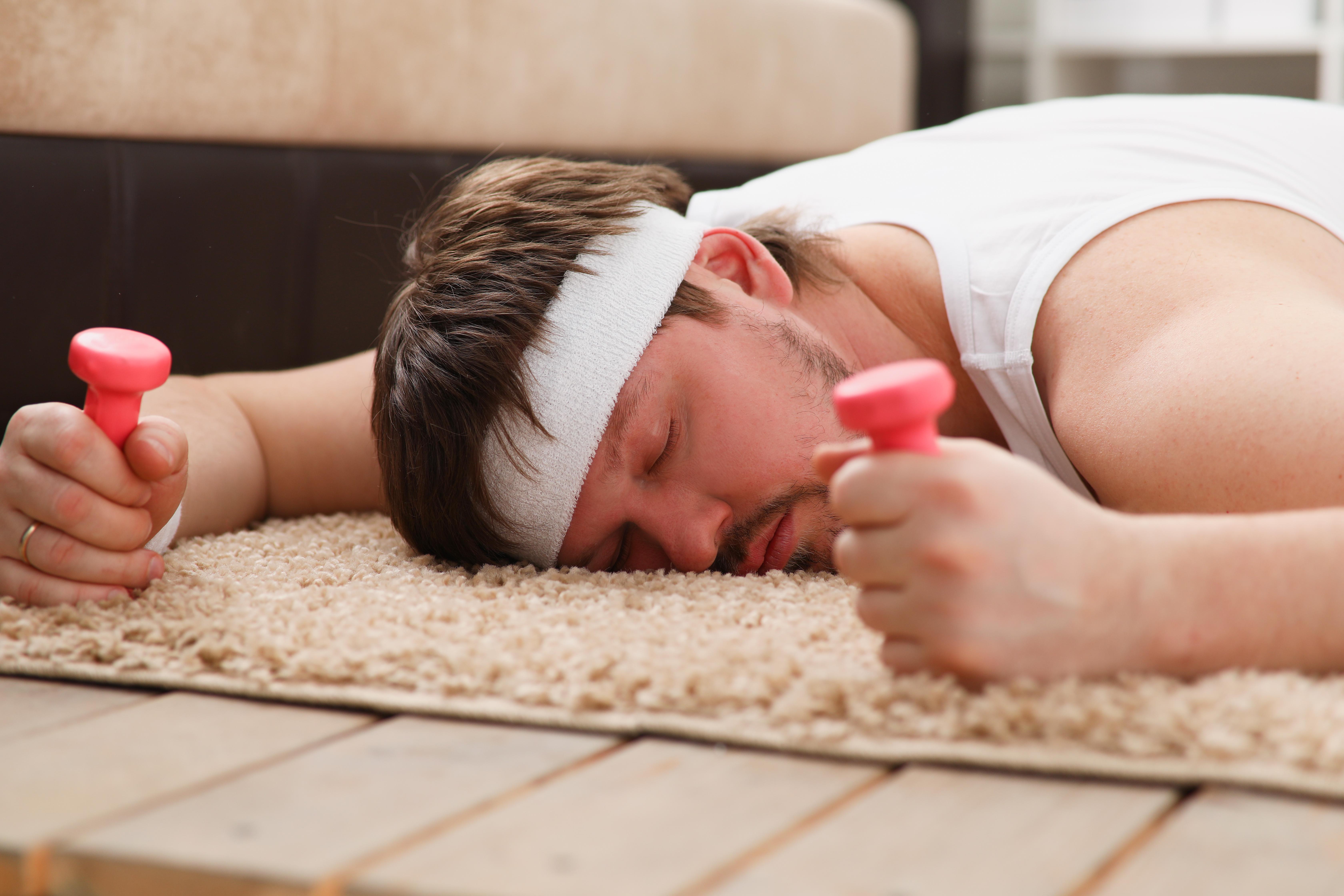 Athletes and sleep