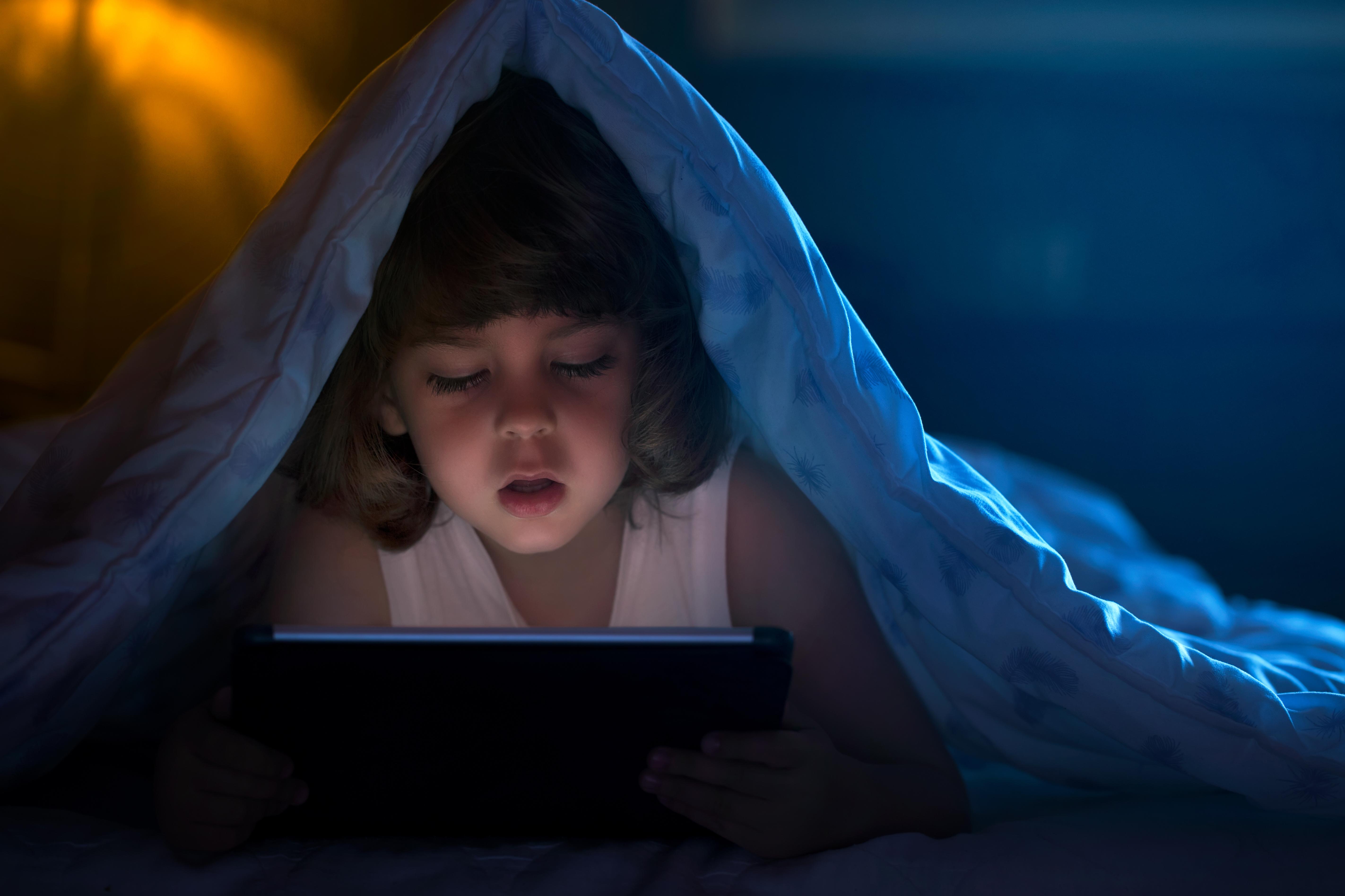 Screen use and sleep