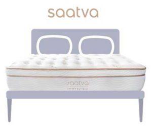 Saatva innerspring mattress - couples
