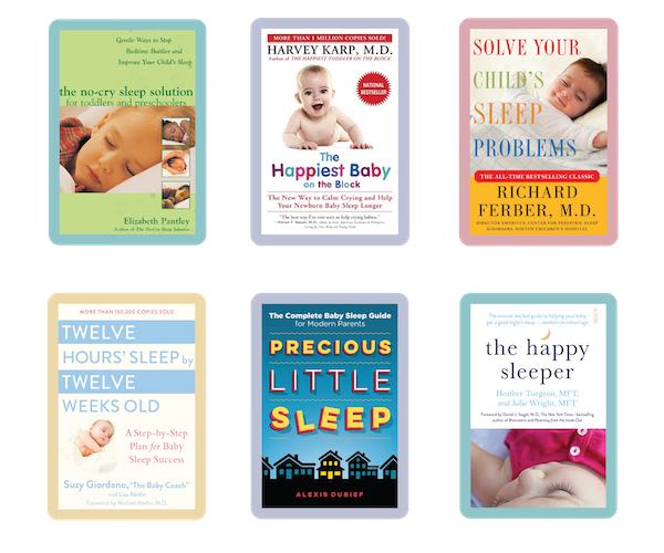 Books About Children's Sleep