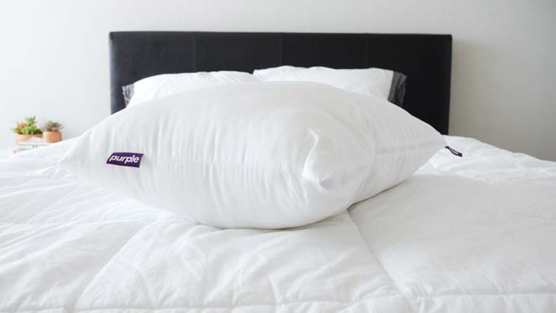 Purple Plush Pillow Review Where Innovation And Comfort