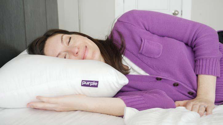 Purple Plush Pillow Review Where Innovation And Comfort Meet Mattress Clarity