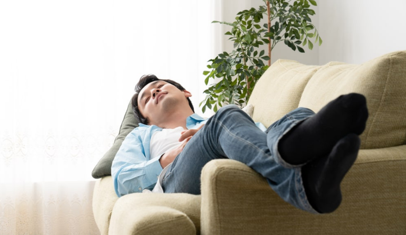 Napping lowers blood pressure