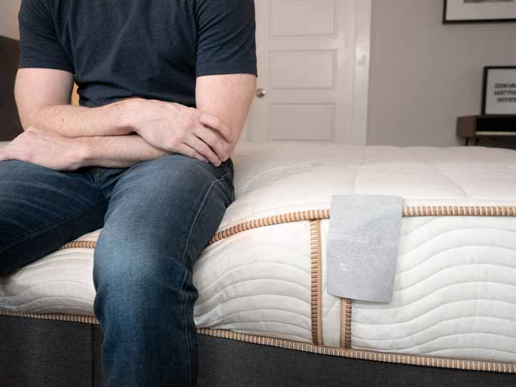 Zenhaven mattress edge support
