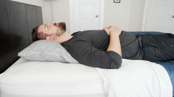Eli & Elm shredded foam pillow review - marten's take