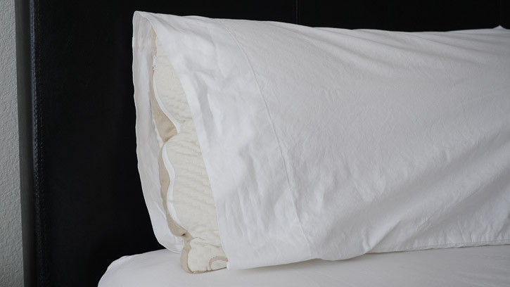 Eli Amp Elm Organic Cotton Side Sleeper Pillow Review