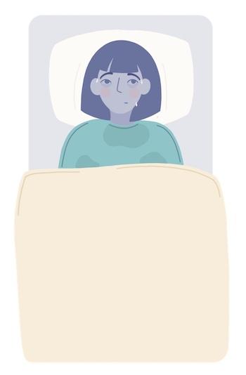 Nighttime Anxiety
