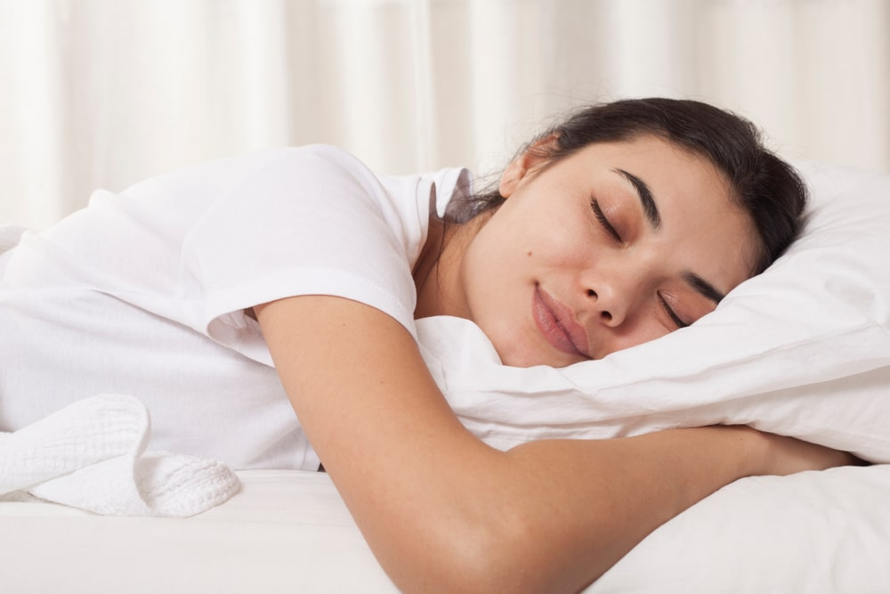 Sleep during menstruation