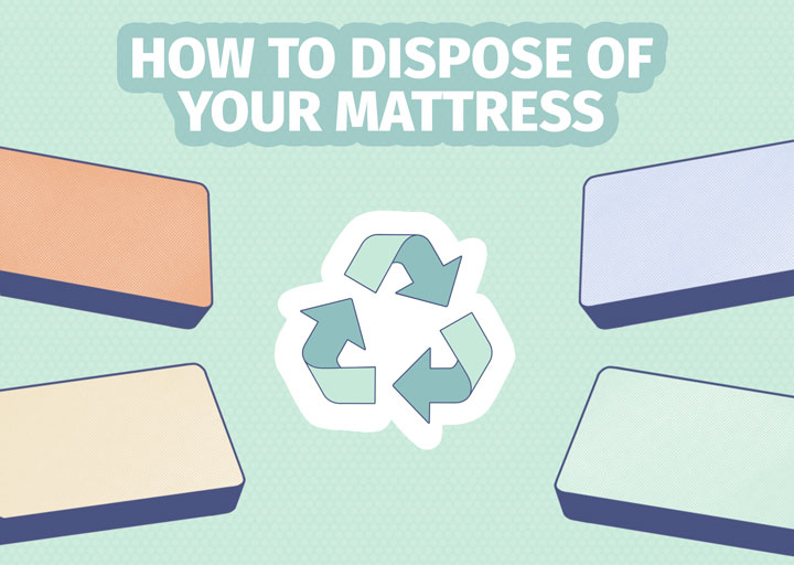 How To Dispose Of Your Mattress