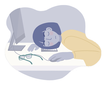Narcolepsy affects around 1 in 2,000 people