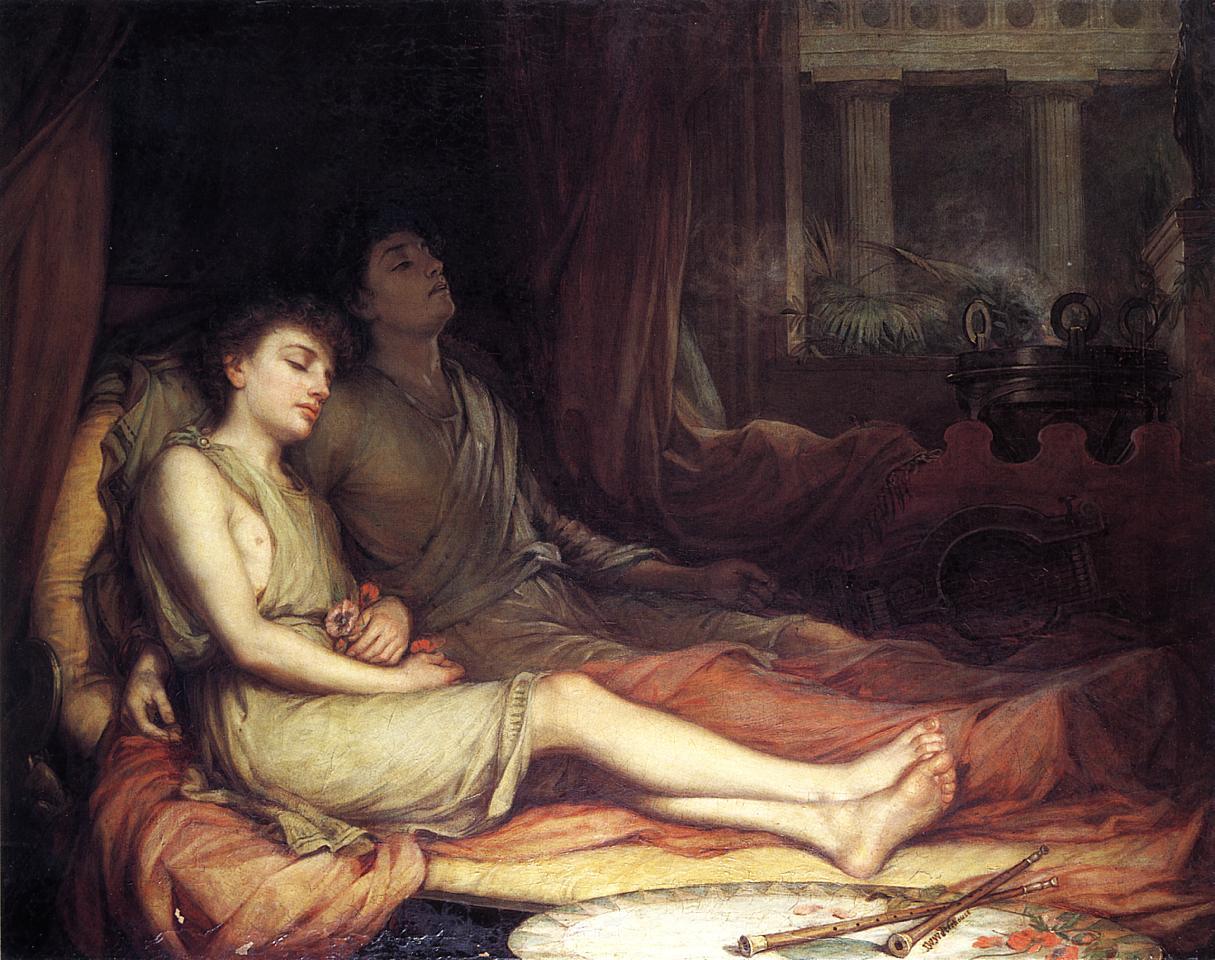 Waterhouse Sleep