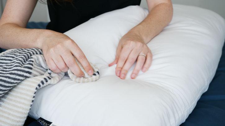 BioPEDIC Body Pillow Washable