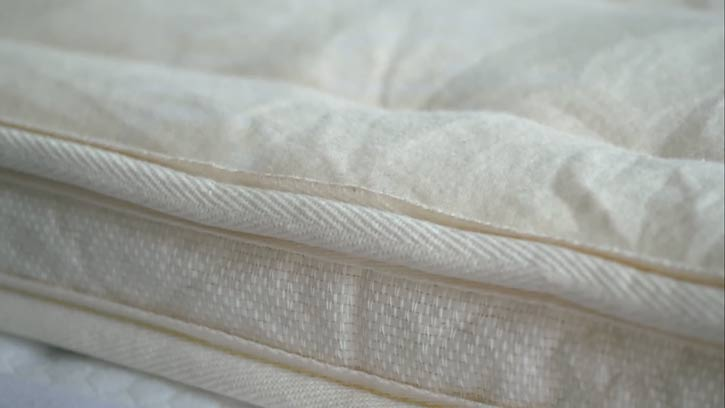 The Thickness Of The Birch Plush Pillow Top
