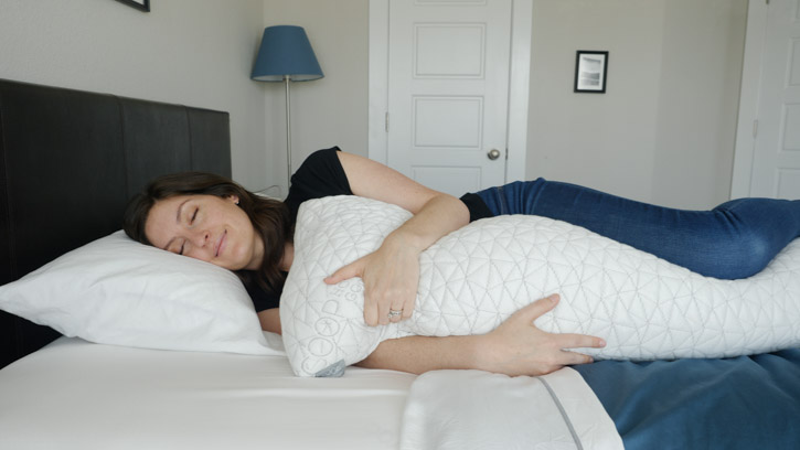 Coop Home Goods Body Pillow Side Sleeping