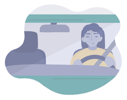 sleep deprivation can inhibit your ability to safely drive a car