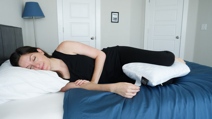 Malouf Body Pillow Between The Legs