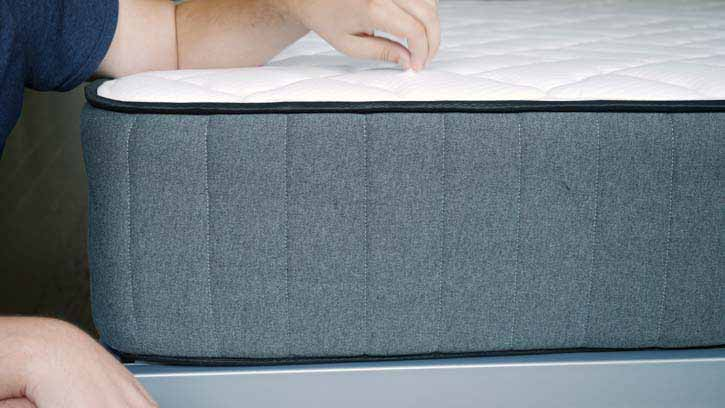Titan Mattress Construction