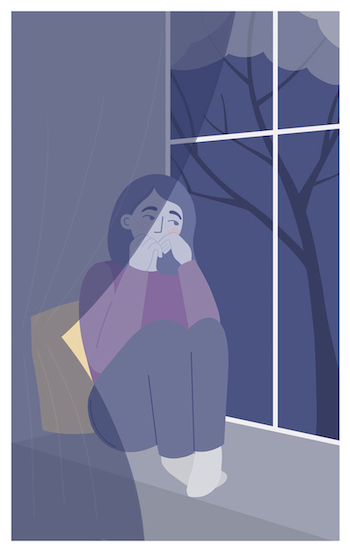 Seasonal affective disorder is linked to depression