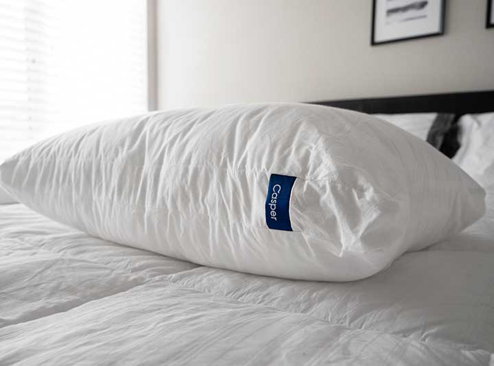 Sleepgram Pillow Review - Casper vs. Sleepgram