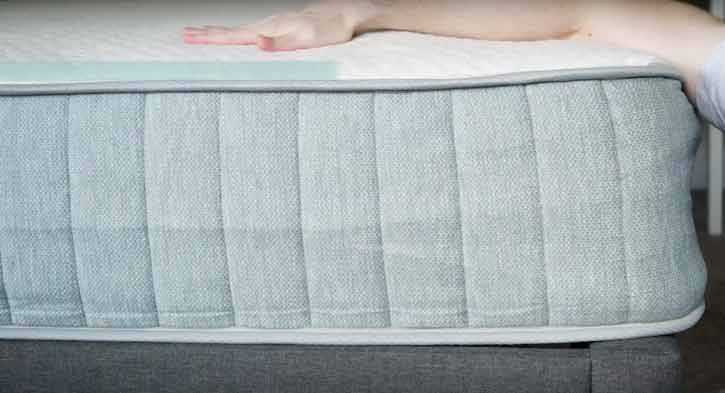 EcoSleep Mattress Construction