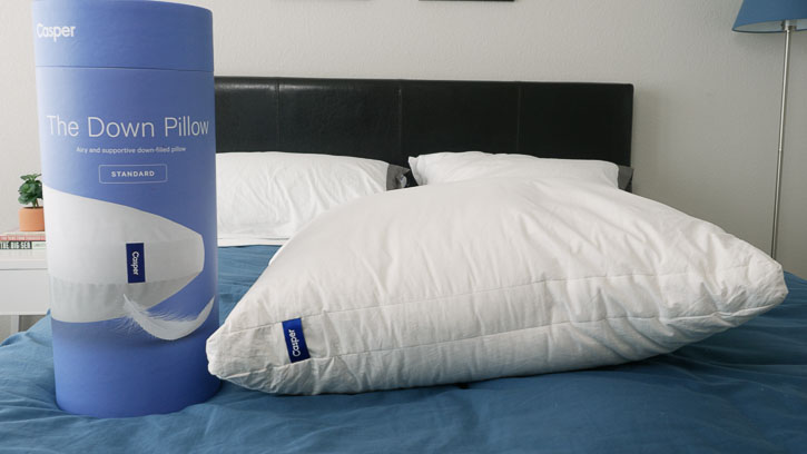 Casper Down Pillow Review Who Is Down To Try It