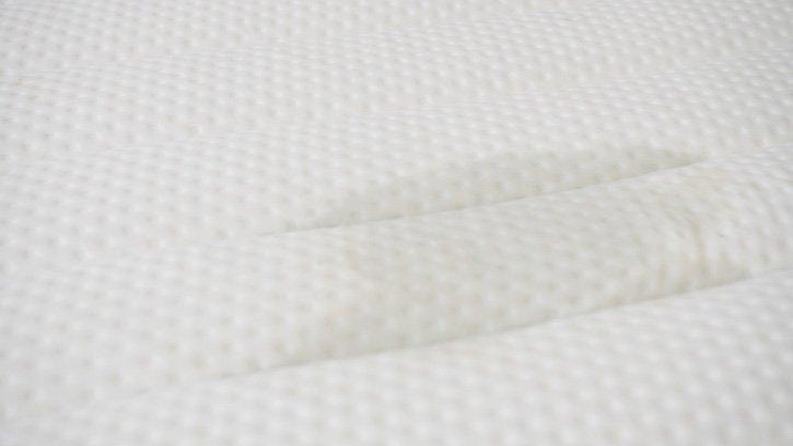 sweat stain on a mattress
