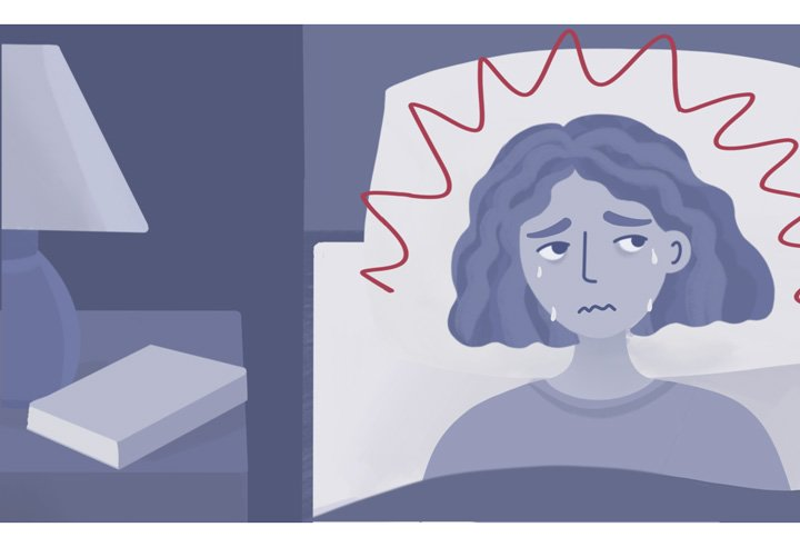 sleep anxiety due to ASD