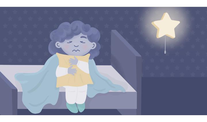 sleep training a child with ASD
