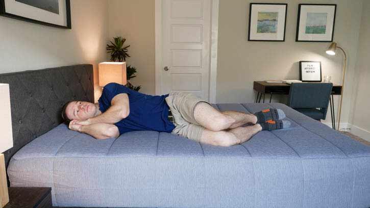 Tuft And Needle Hybrid Side Sleeping
