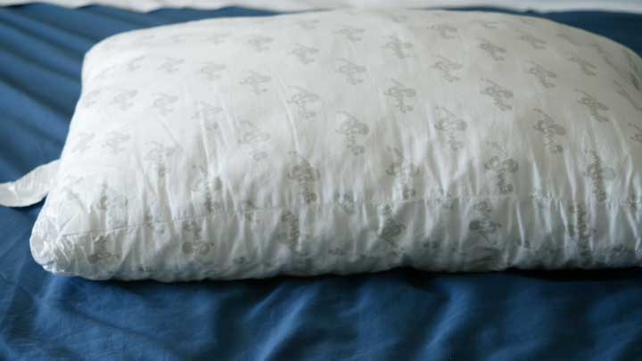 MyPillow Premium offers different firmness options