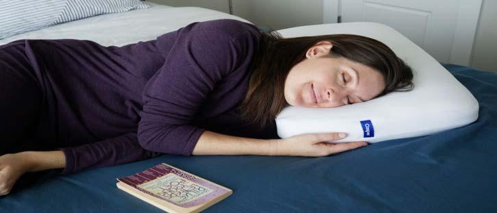 Casper foam pillow - side sleepers