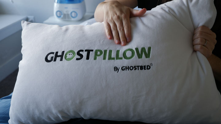 key features of the Faux Down GhostPillow
