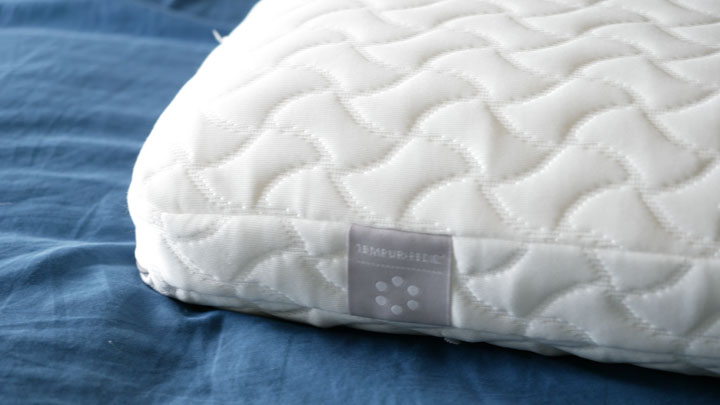SpineAlign Pillow Review - tempur-cloud vs. spinealign