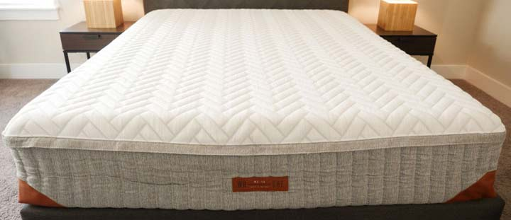 Wright W215 - Top Of The Mattress