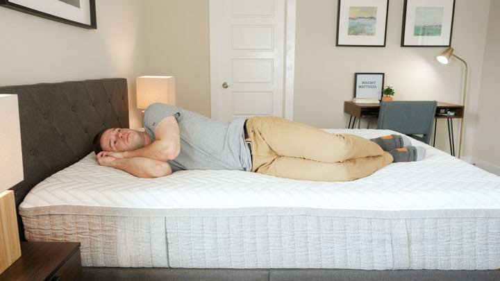 Wright Mattress - Side Sleeping