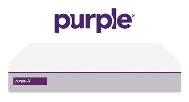 Purple Hybrid Premier - Best For Heavy Sleepers