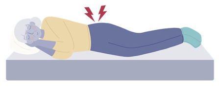 Side Sleeper With Hip Pain