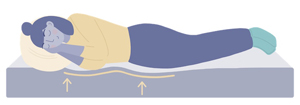 memory foam mattresses offer pressure relief