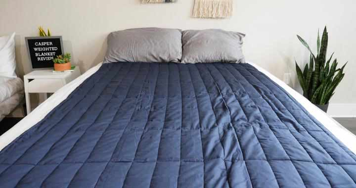 Casper Weighted Blanket Construction And Gridding