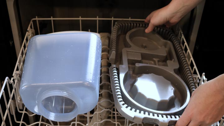 Honeywell Germ Free Cool Moisture Humidifier Review - dishwasher safe